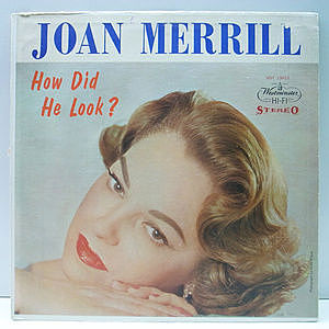 レコード画像:JOAN MERRILL / How Did He Look?