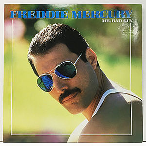 レコード画像:FREDDIE MERCURY / Mr. Bad Guy