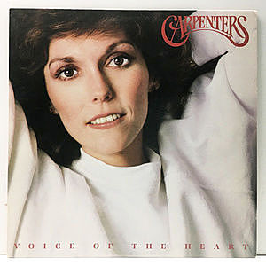 レコード画像:CARPENTERS / Voice Of The Heart
