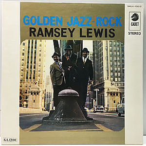 レコード画像:RAMSEY LEWIS / Golden Jazz-Rock