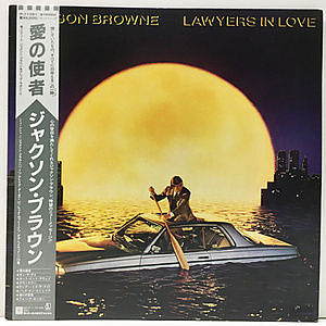 レコード画像:JACKSON BROWNE / Lawyers In Love