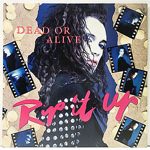 レコード画像:DEAD OR ALIVE / Rip It Up