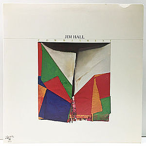 レコード画像:JIM HALL / Commitment