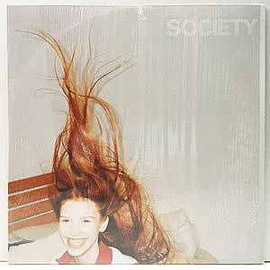 レコード画像:SOCIETY / The Rules Of Attraction