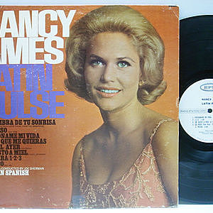 レコード画像:NANCY AMES / Latin Pulse