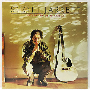 レコード画像:SCOTT JARRETT / Without Rhyme Or Reason