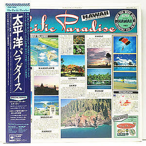 レコード画像:VARIOUS / MACKEY FEARY BAND / The Pacific Paradise