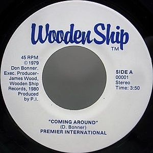 レコード画像:PREMIER INTERNATIONAL / Coming Around / Music