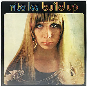 レコード画像:RITA LEE / Build Up