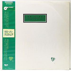 レコード画像:CHRIS REA / Shamrock Diaries