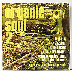 レコード画像:VARIOUS / Organic Soul 2 - More Real Soul From The Roots