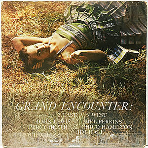 レコード画像:JOHN LEWIS / Grand Encounter
