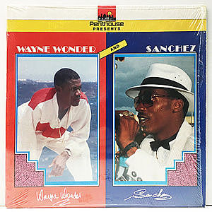 レコード画像:SANCHEZ / WAYNE WONDER / Penthouse Presents