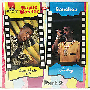 レコード画像:WAYNE WONDER / SANCHEZ / Wayne Wonder And Sanchez Part 2
