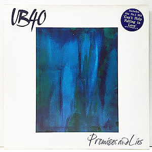 レコード画像:UB40 / Promises And Lies