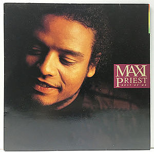レコード画像:MAXI PRIEST / Best Of Me