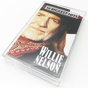 レコード画像:WILLIE NELSON / 16 Biggest Hits