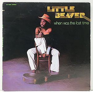 レコード画像:LITTLE BEAVER / When Was The Last Time