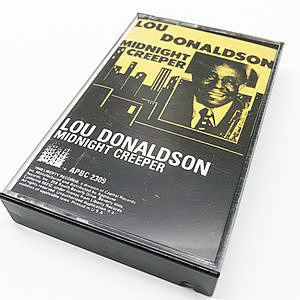 レコード画像:LOU DONALDSON / Midnight Creeper