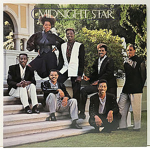 レコード画像:MIDNIGHT STAR / Same