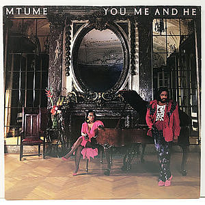 レコード画像:MTUME / You, Me And He