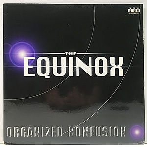 レコード画像:ORGANIZED KONFUSION / The Equinox