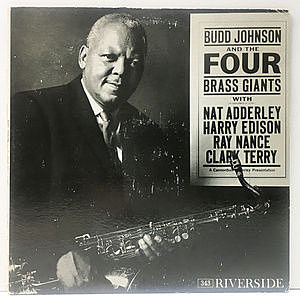 レコード画像:BUDD JOHNSON / Budd Johnson And The Four Brass Giants