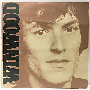 レコード画像:STEVE WINWOOD / STEVIE WINWOOD / Winwood