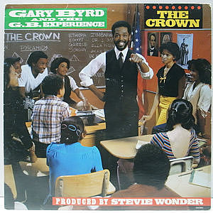 レコード画像:GARY BYRD and THE G.B. EXPERIENCE / The Crown