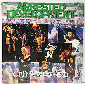 レコード画像:ARRESTED DEVELOPMENT / Unplugged