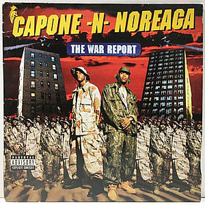 レコード画像:CAPONE N NOREAGA / The War Report