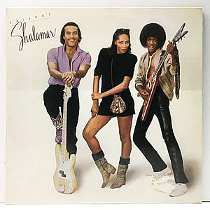 レコード画像:SHALAMAR / Friends