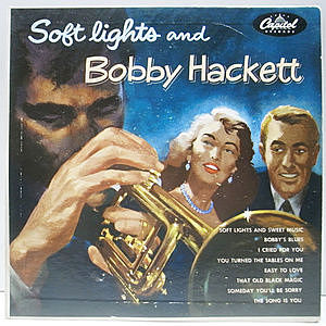 レコード画像:BOBBY HACKETT / Soft Lights And Bobby Hackett