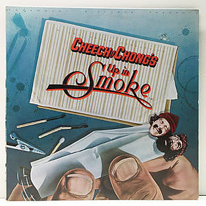 レコード画像:CHEECH Y CHONG / Up In Smoke