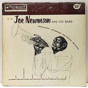 レコード画像:JOE NEWMAN / Joe Newman And His Band