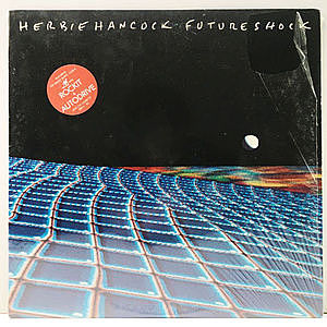 レコード画像:HERBIE HANCOCK / Future Shock