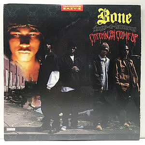レコード画像:BONE THUGS-N-HARMONY / Creepin On Ah Come Up