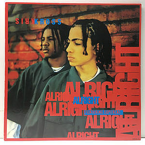 レコード画像:KRIS KROSS / Alright