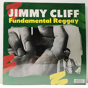 レコード画像:JIMMY CLIFF / Fundamental Reggay