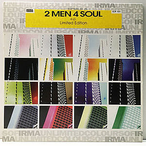 レコード画像:2 MEN 4 SOUL / e.p. Limited Edition