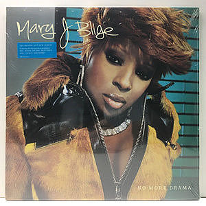 レコード画像:MARY J BLIGE / No More Drama