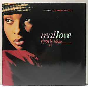 レコード画像:MARY J BLIGE / Real Love