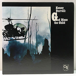 レコード画像:KENNY BURRELL / God Bless The Child