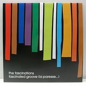 レコード画像:FASCINATIONS / Fascinated Groove