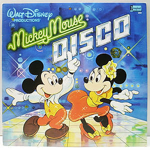 レコード画像:VARIOUS / Mickey Mouse Disco