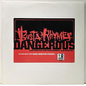 レコード画像:BUSTA RHYMES / Dangerous
