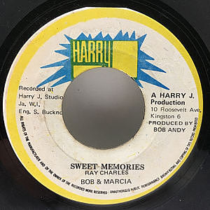 レコード画像:BOB ANDY / MARCIA GRIFFITHS / Sweet Memories