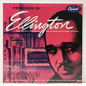 レコード画像:DUKE ELLINGTON / Premiered By Ellington