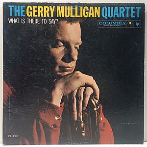 レコード画像:GERRY MULLIGAN / What Is There To Say?