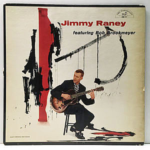 レコード画像:JIMMY RANEY / BOB BROOKMEYER / Jimmy Raney Featuring Bob Brookmeyer
